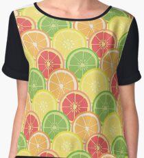 Citrus Women's Chiffon Top