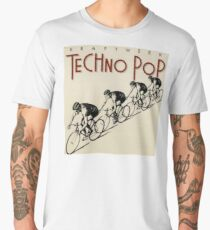 Kraftwerk Techno Pop 1983 Men's Premium T-Shirt