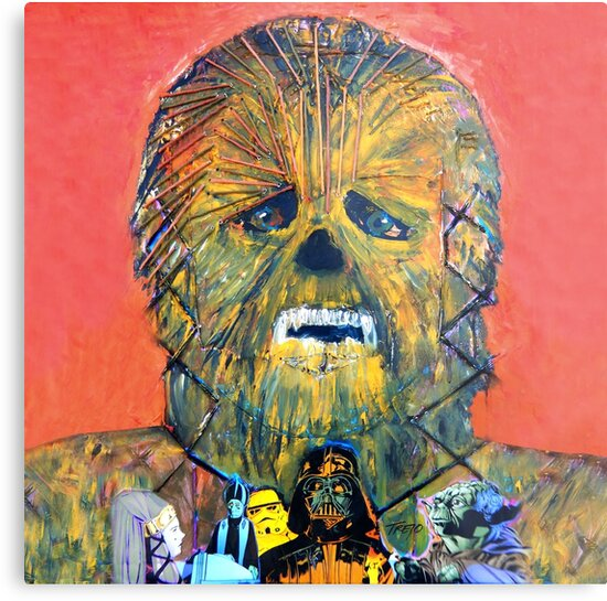 The great Chewy by Gabriela Trejo