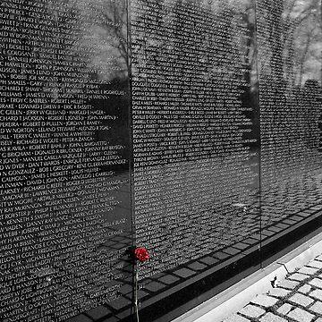 Vietnam War Memorial by djlampkins