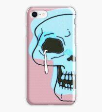 Skull Blink 2 iPhone Case/Skin