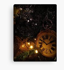 Time For Santa 2014 Canvas Print