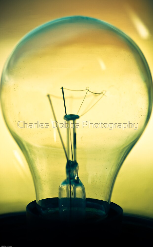 Mental Filament by Charles Dobbs Photography