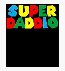 Mens Super Daddio Shirt Photographic Print