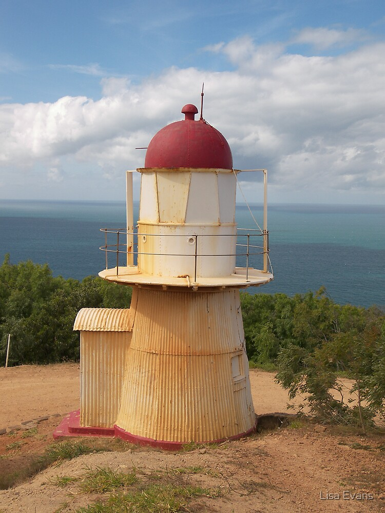 Cooktown Lighthouse, Far North Queensland by Lisa Evans