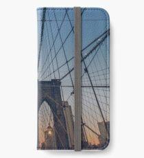 Brooklyn Bridge iPhone Wallet/Case/Skin