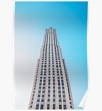 Rockefeller Buidling Poster