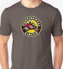 Continental Circus - Legendary 70's Motorbikes Unisex T-Shirt