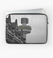 Radio City Tower Liverpool Laptop Sleeve
