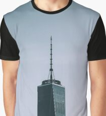 World Trade Centre New York Graphic T-Shirt