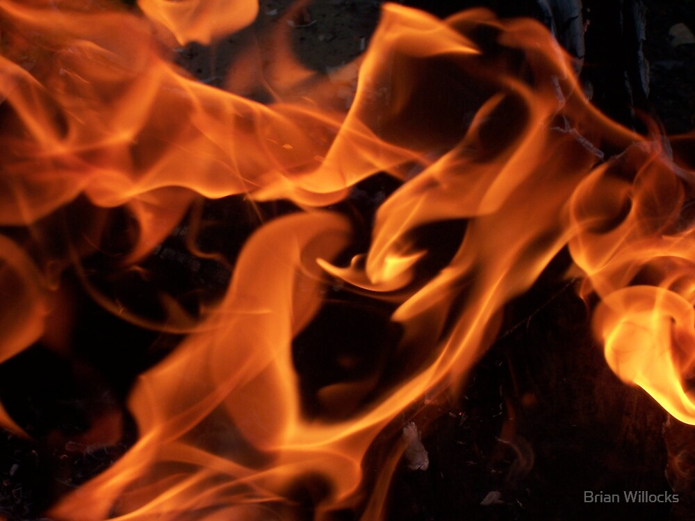 Burn Baby Burn by Brian Willocks