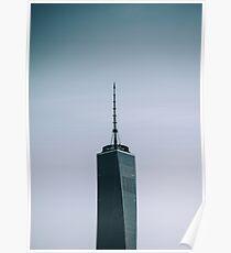 World Trade Centre New York Poster