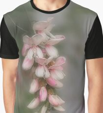Silky Wisteria  Graphic T-Shirt