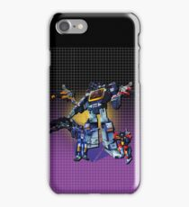 Masterpiece Soundwave and Cassettes iPhone Case/Skin