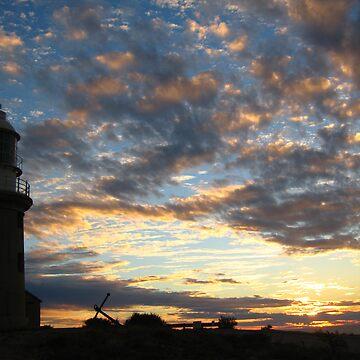 WA Lighthouse by mekana