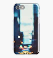 New York Cab iPhone Case/Skin