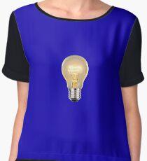Ideas! That Light Bulb Moment. Chiffon Top