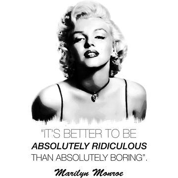 Marilyn Monroe by CarmenRF