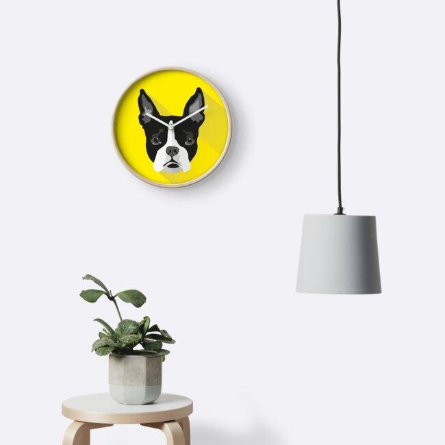 Boston Terrier von Ludwig Wagner