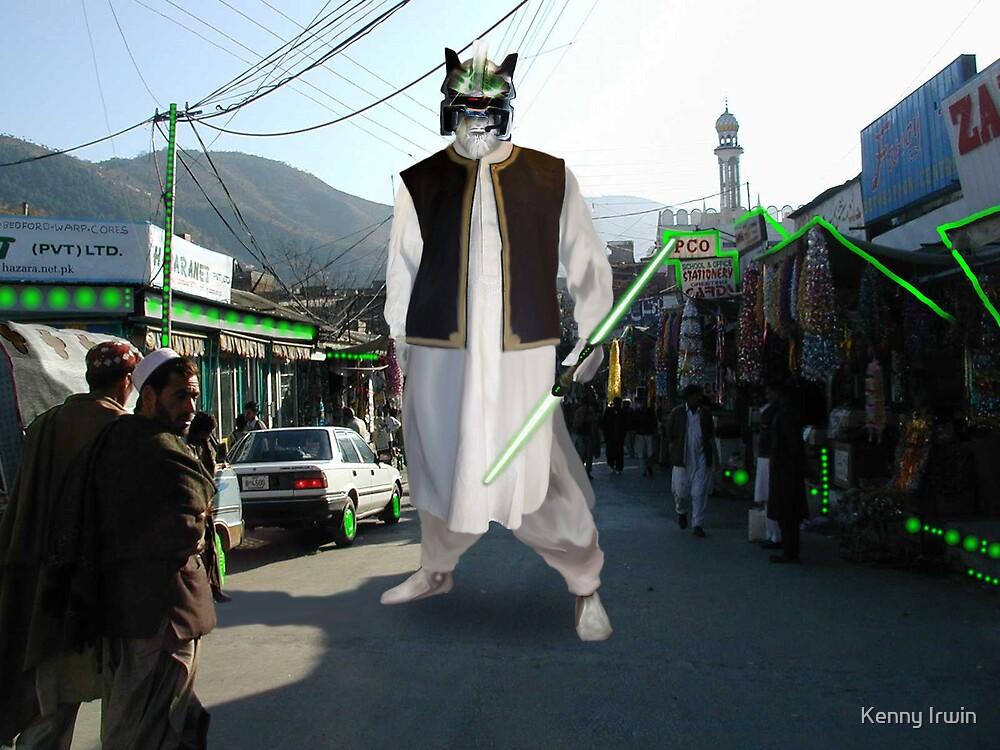 Quettabotix, your ultimate Robostani Quetta Hero by Kenny Irwin
