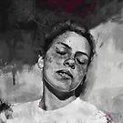 «Retrato soñoliento» de Ivana Besevic