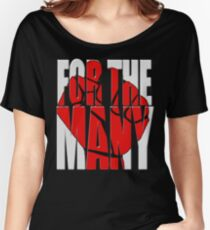 For The Many NO PASARAN Women's Relaxed Fit T-Shirt