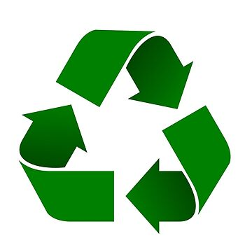 Universal recycle icon by Noedelhap