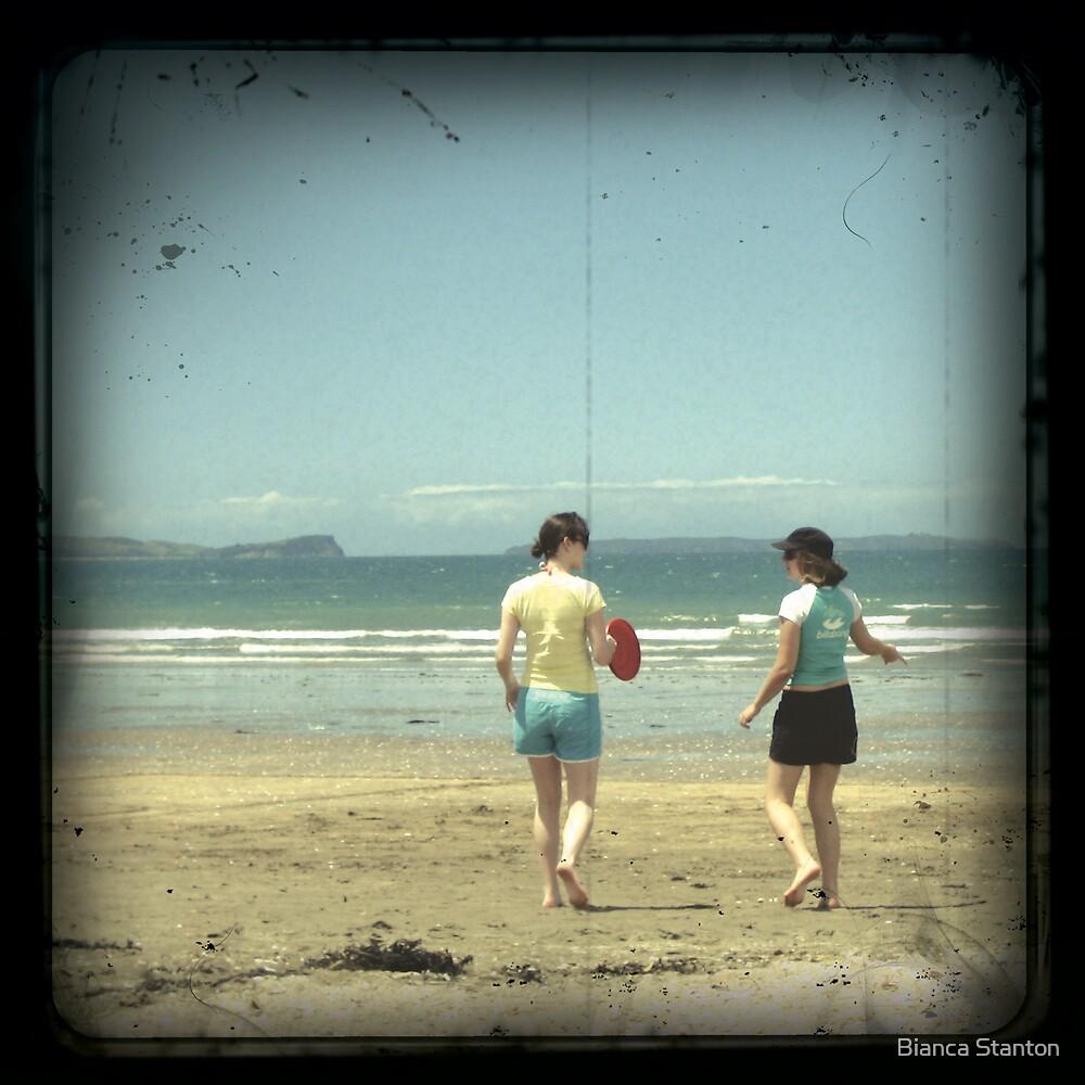 Beach No.2 by Bianca Stanton