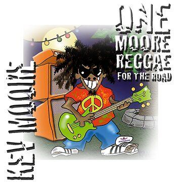 Reggae Spank de Plank front by KevMoore