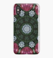Designs on Snowflakes iPhone Case/Skin