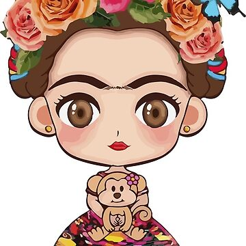 Frida Kahlo For You by CascudoGifts