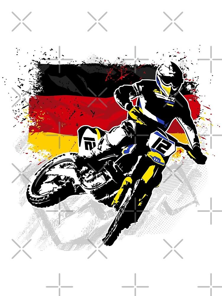 Moto Cross Racing by Port-Stevens