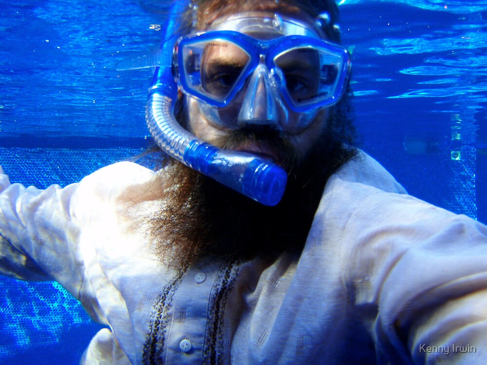 Your Underwater Pakistani Photography Captain by Kenny Irwin