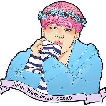 Jimin Protection Squad by ScissorCrazy