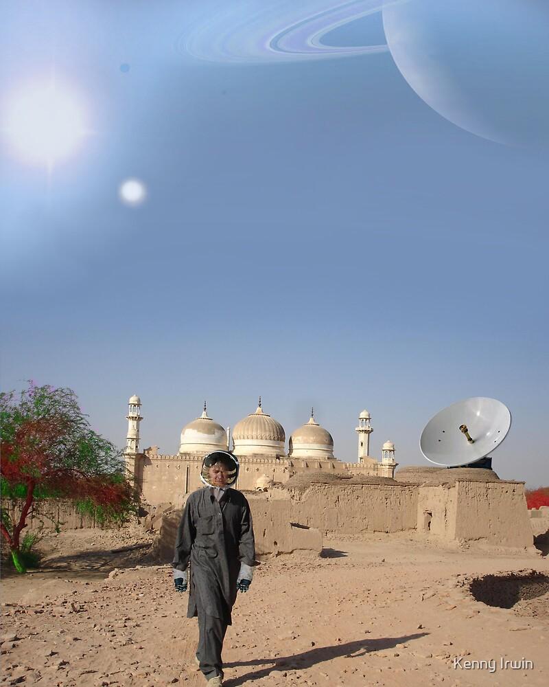 Epsilon Star Cluster Masjid by Kenny Irwin