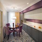 Kitchen Furniture interior by mrivserg