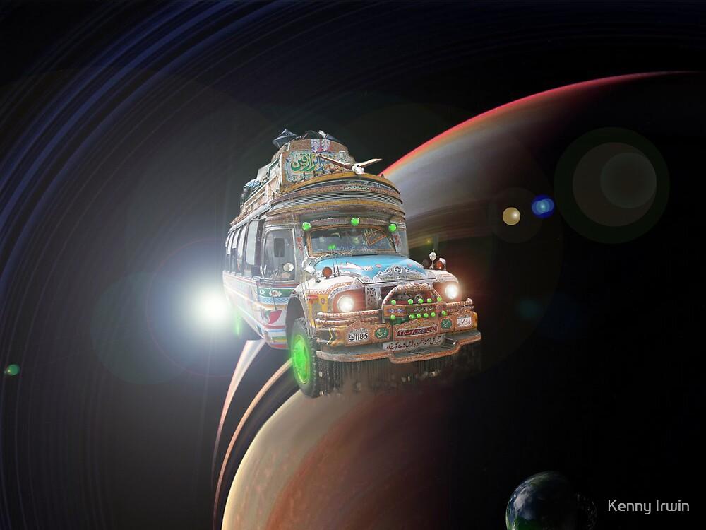 Interstellar Bedford Bus Starcruiser by Kenny Irwin