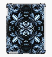 Metallic Leaves Mandala iPad Case/Skin