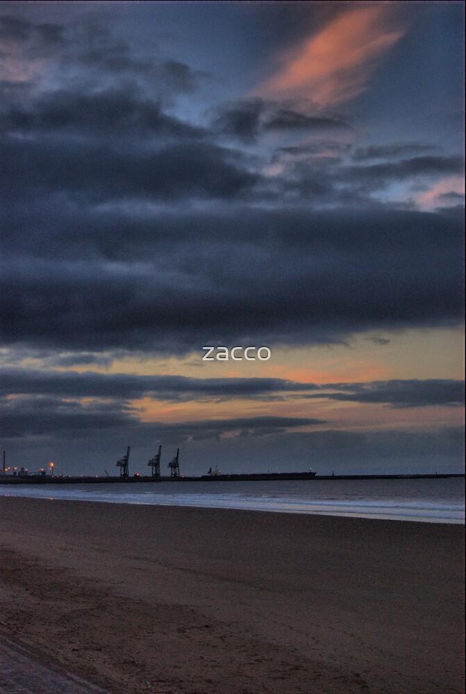 dock cranes by zacco