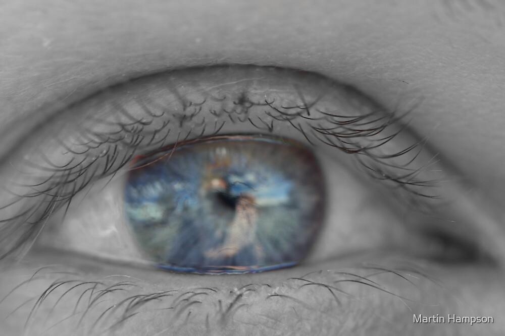 Selective Eye by Martin Hampson