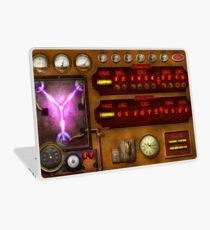 Steampunk - Temporal Flux Laptop Skin