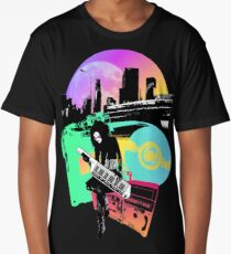 Retro City Warrior Long T-Shirt