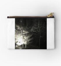 Winter Solstice Evening Trees 2014 Studio Pouch