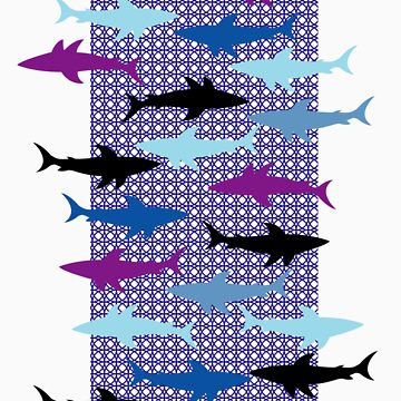 Sharks by vitbich