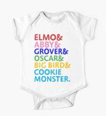 Elmo& Kids Clothes
