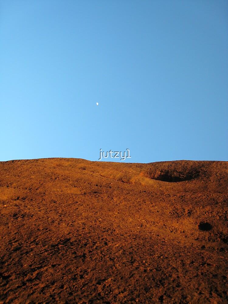 Moon Scape by jutzy1