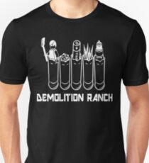 demolition ranch shirt T-Shirt