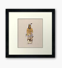 Wah-Pah-Nah-Yah: Mowglis' Collection Framed Print