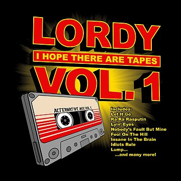 Lordy, I Hope There Are Tapes by jayveezed
