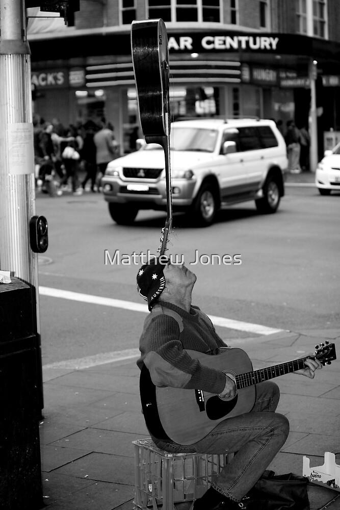 let me entertain you by Matthew Jones